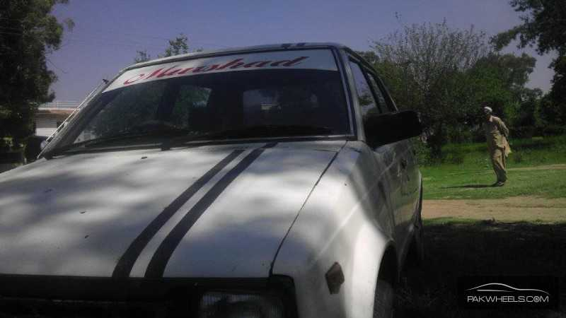 Daihatsu Charade CX Turbo 1984 Image-1