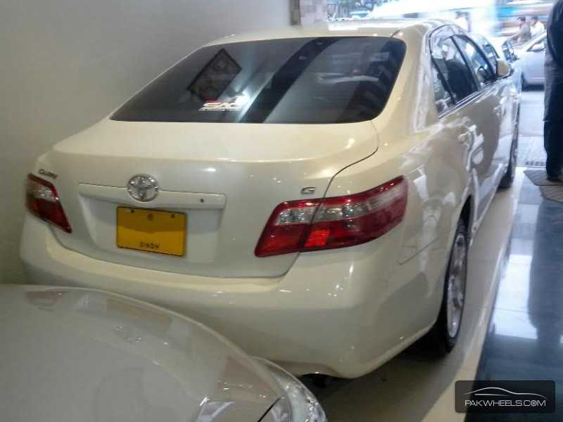toyota camry g 2006 for sale in karachi pakwheels. Black Bedroom Furniture Sets. Home Design Ideas