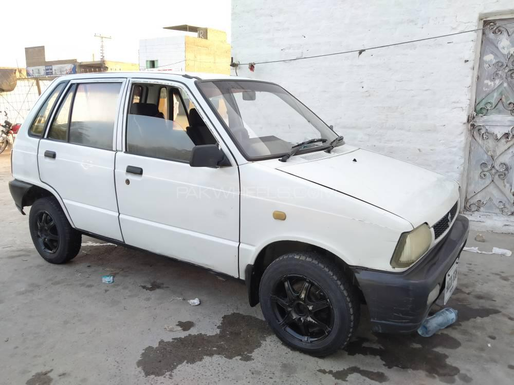 Suzuki Mehran VX 2004 Image-1