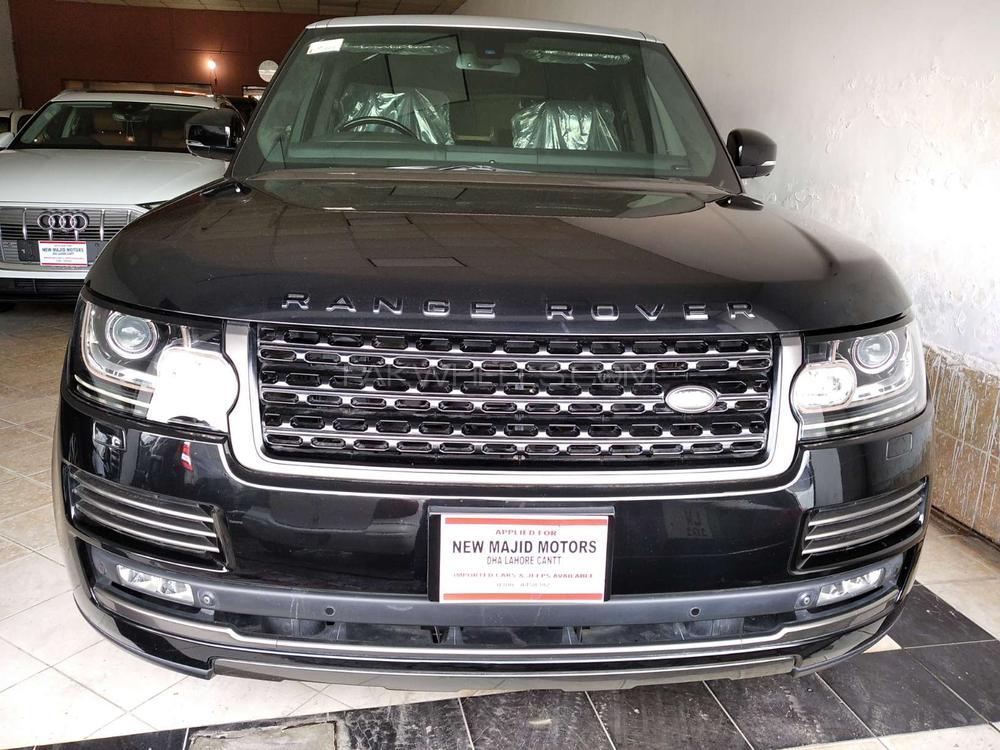 Range Rover Autobiography 2013 Image-1