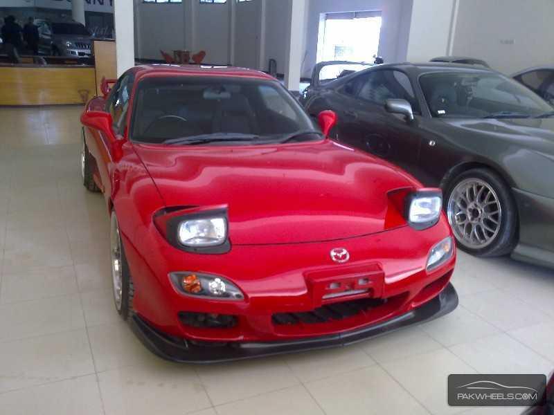 Mazda Rx7 2002 For Sale Auto Galerij Idee