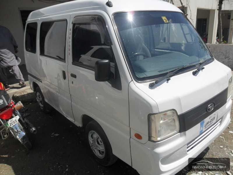 Subaru Sambar Dias 2007 Image-3