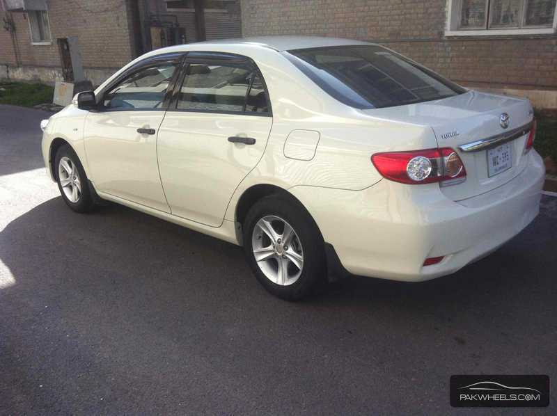 used toyota corolla gli 2012 car for sale in rawalpindi 823758 pakwheels. Black Bedroom Furniture Sets. Home Design Ideas