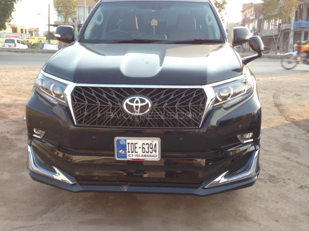 Toyota Prado - 2018  Image-1