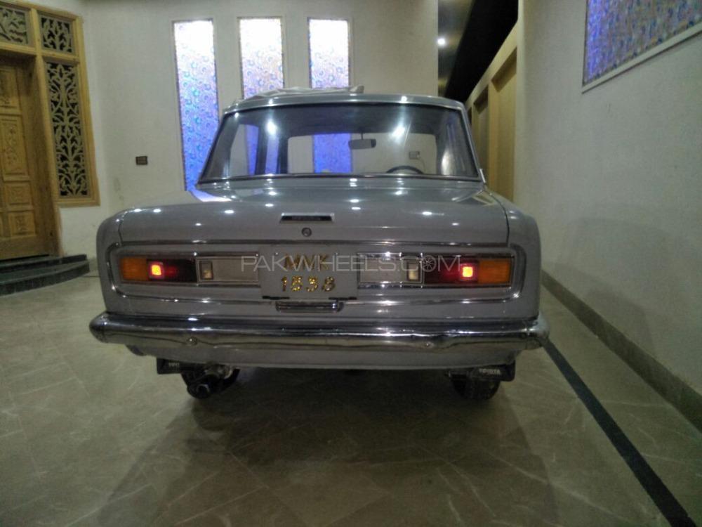 Toyota Corona - 1968  Image-1