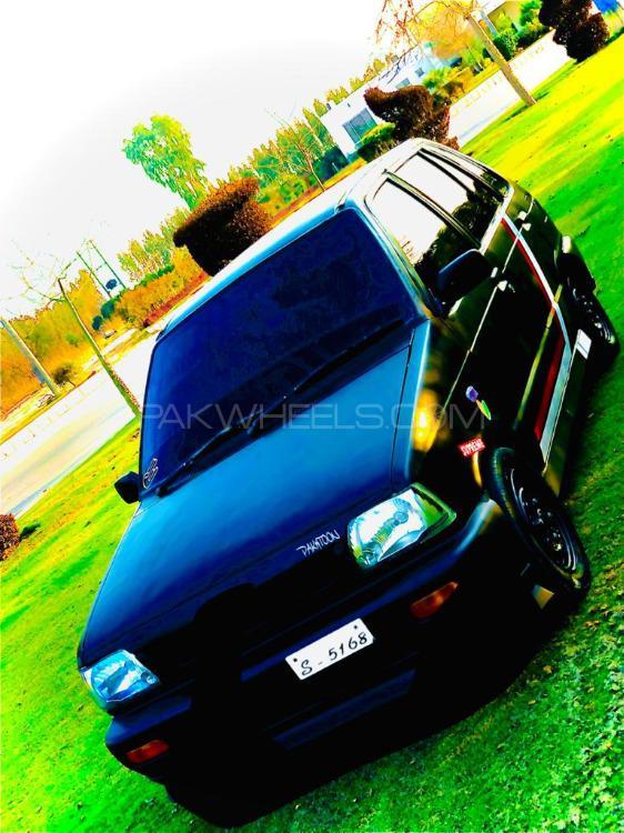 Suzuki Mehran - 1991  Image-1