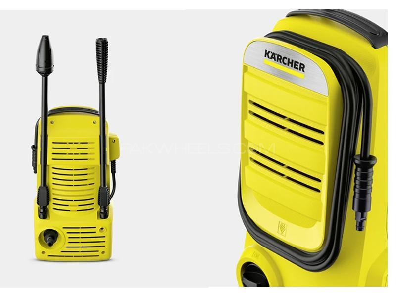 Karcher Pressure Washer K2 Compact Image-1