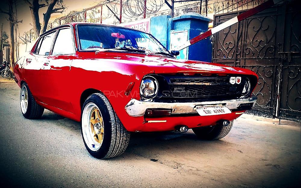 Datsun 120 Y - 1972  Image-1