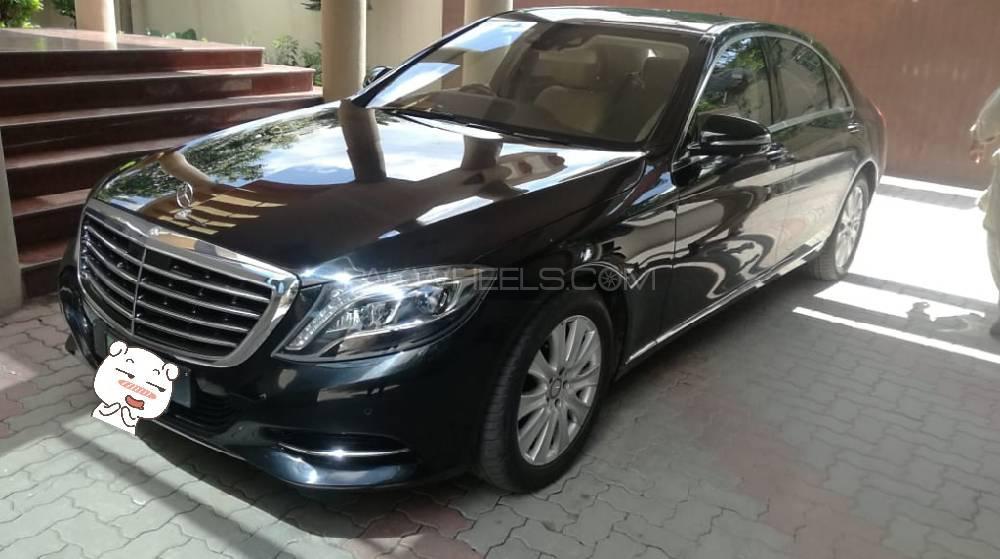 Mercedes Benz S Class 2016 Image-1