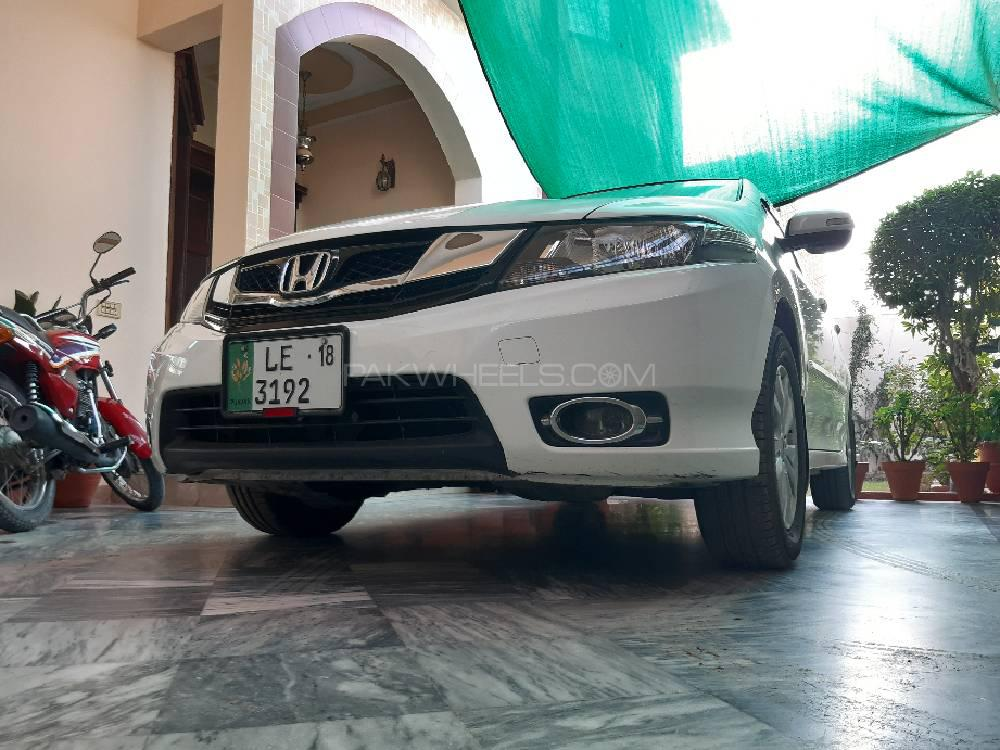 Honda City - 2018 Aspire Image-1