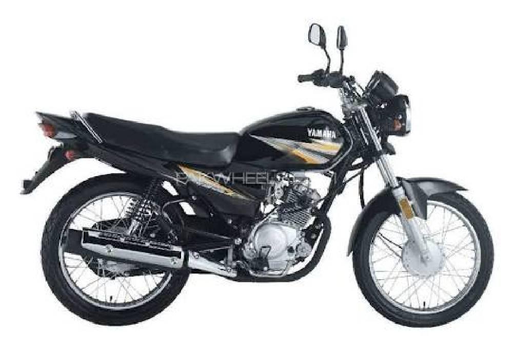 Yamaha YB 125Z  - 2020 Muneeb Image-1