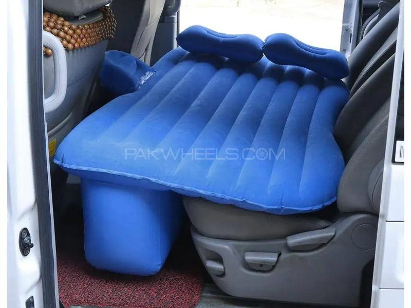 InCar Inflatable Mattress Air Bed Set in Lahore