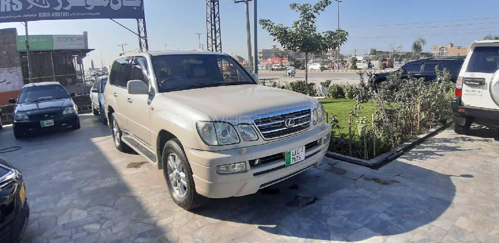 Toyota Land Cruiser VX 4.7 2003 Image-1