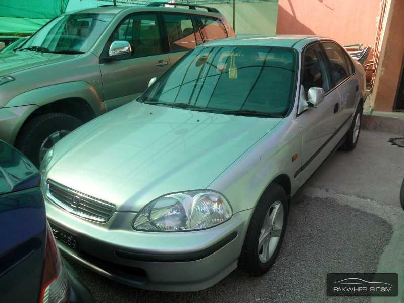 used honda civic vti 1996 car for sale in rawalpindi 826912 pakwheels. Black Bedroom Furniture Sets. Home Design Ideas
