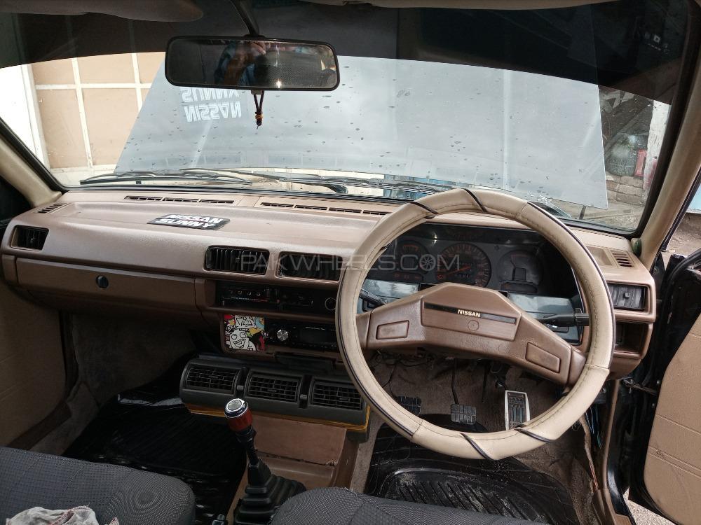 Nissan Sunny EX Saloon 1.3 1984 Image-1