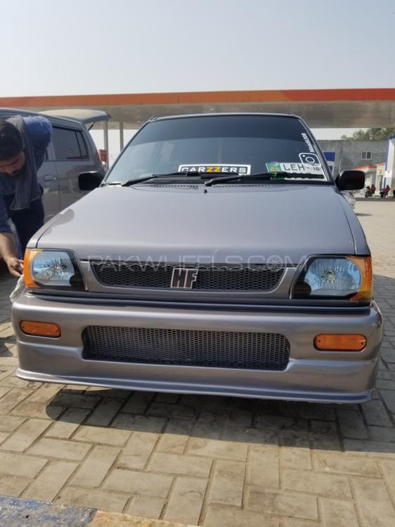 Suzuki Mehran - 2018  Image-1