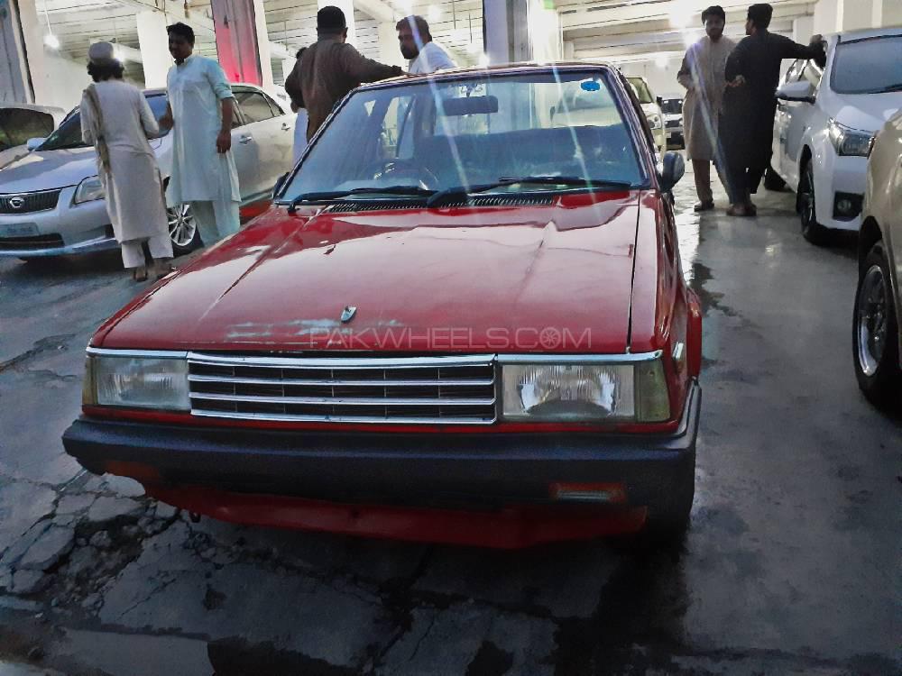 Nissan Sunny IDLX 1984 Image-1