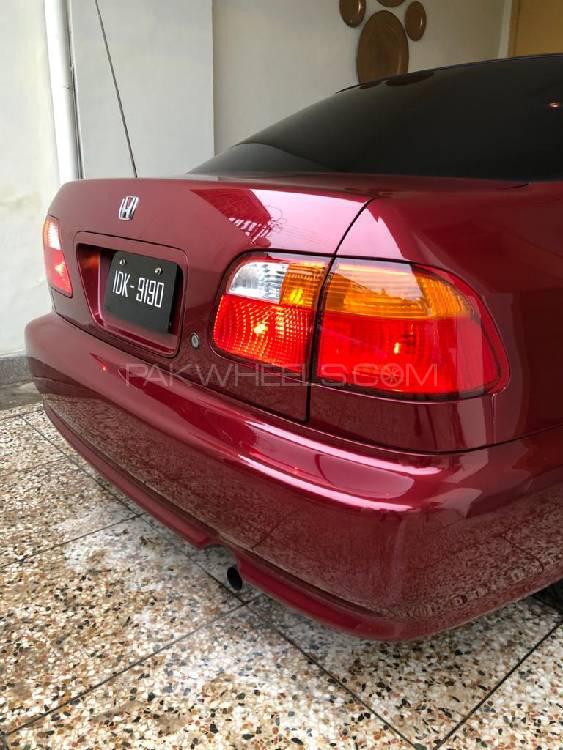 Honda Civic - 2000 Honda civic ek 2000 Image-1