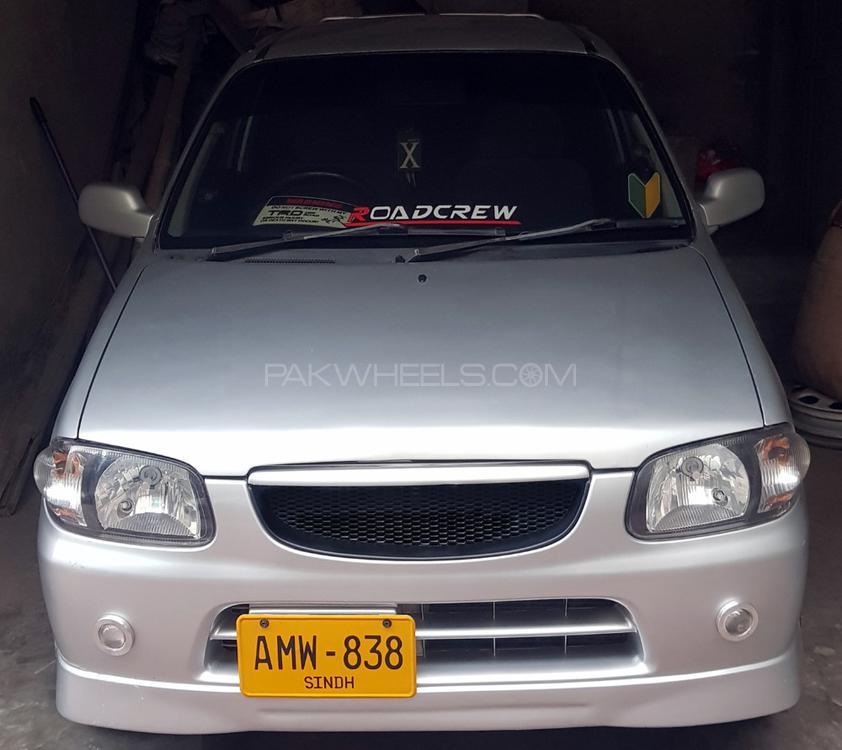 Suzuki Alto - 2003  Image-1