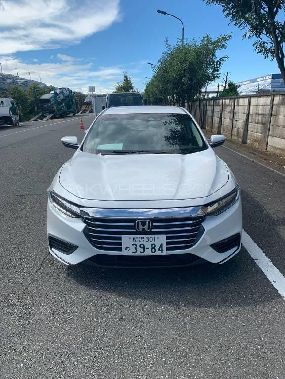 Honda Insight Exclusive 2018 Image-1
