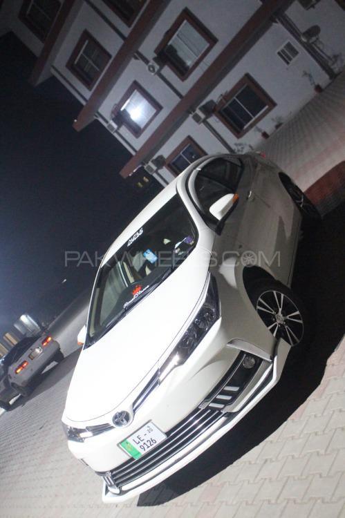 Toyota Corolla - 2020  Image-1