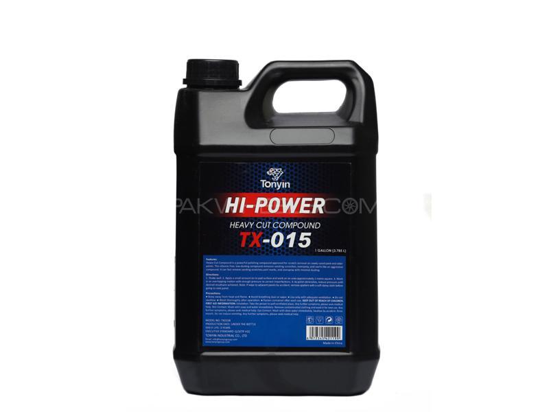 Tonyin Car Care Hi Power Heavy Cut Compound Gallon 3.785L in Lahore