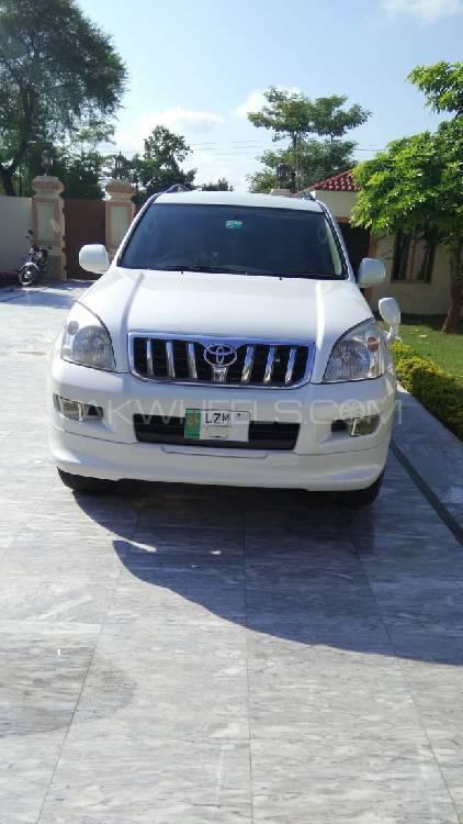 Toyota Prado TX 2.7 2002 Image-1