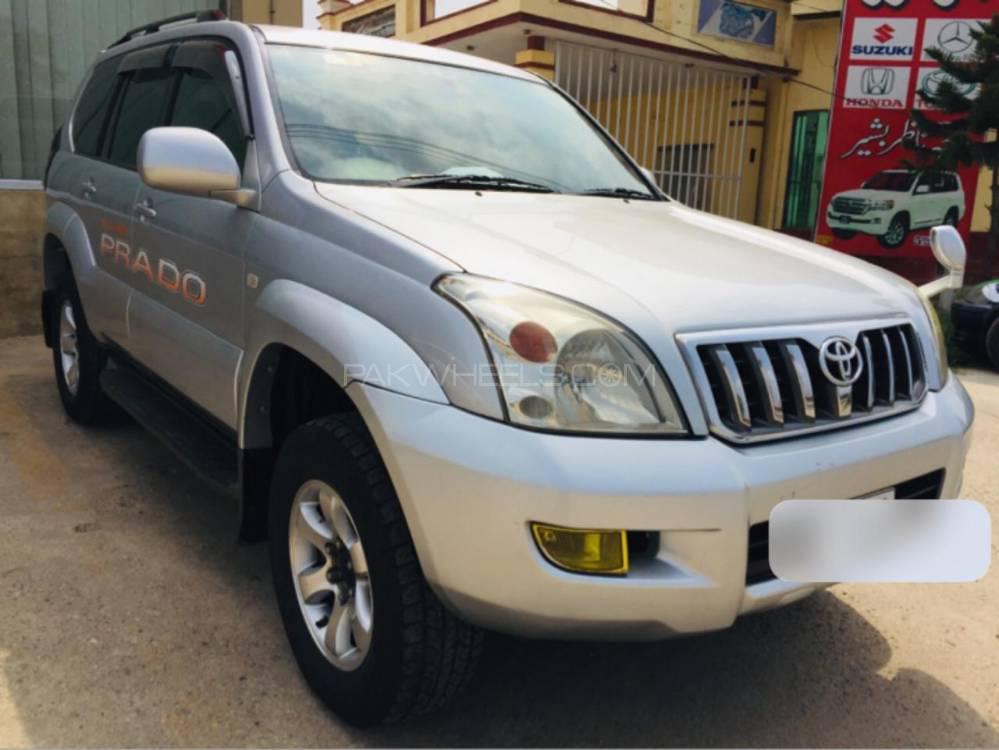 Toyota Prado TX Limited 2.7 2003 Image-1
