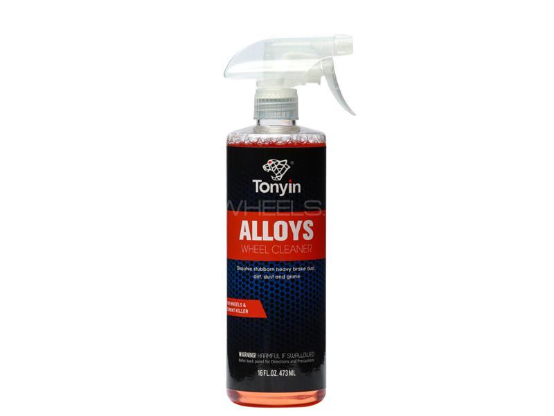 Tonyin Car Care Alloy Wheel Cleaner 473ml Image-1