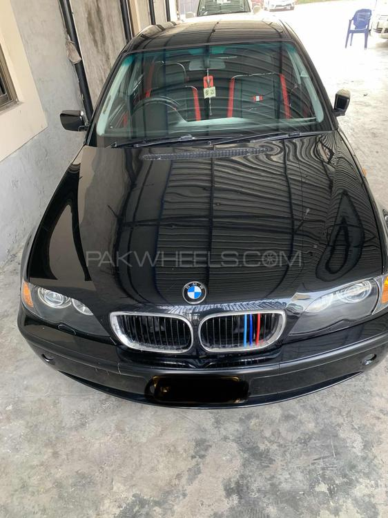 BMW 3 Series - 2003  Image-1