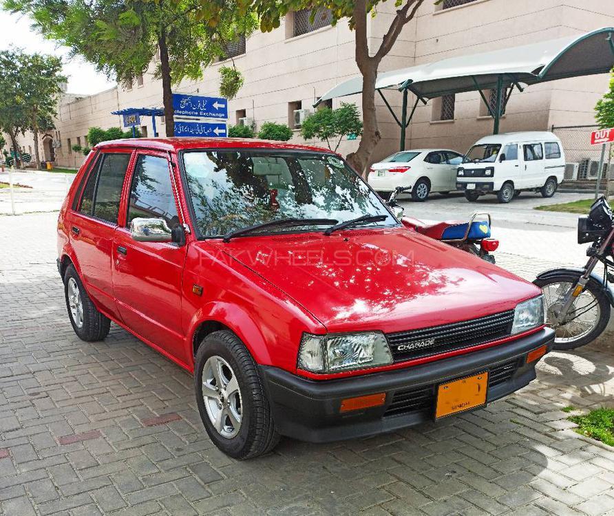 Daihatsu Charade - 1985 G11 Image-1
