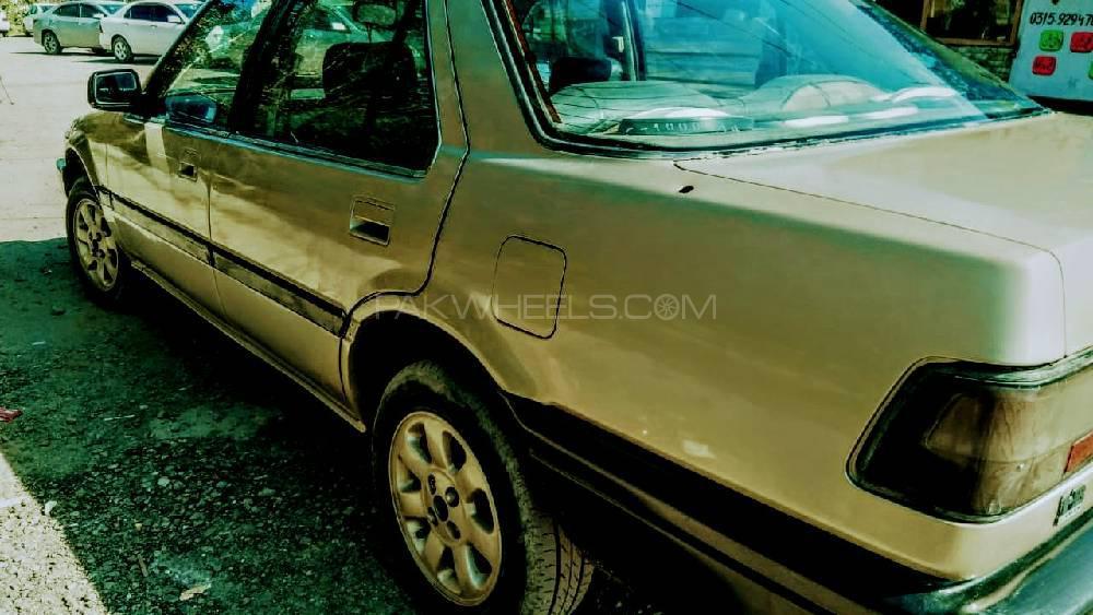 Honda Accord - 1987 honda accord Image-1