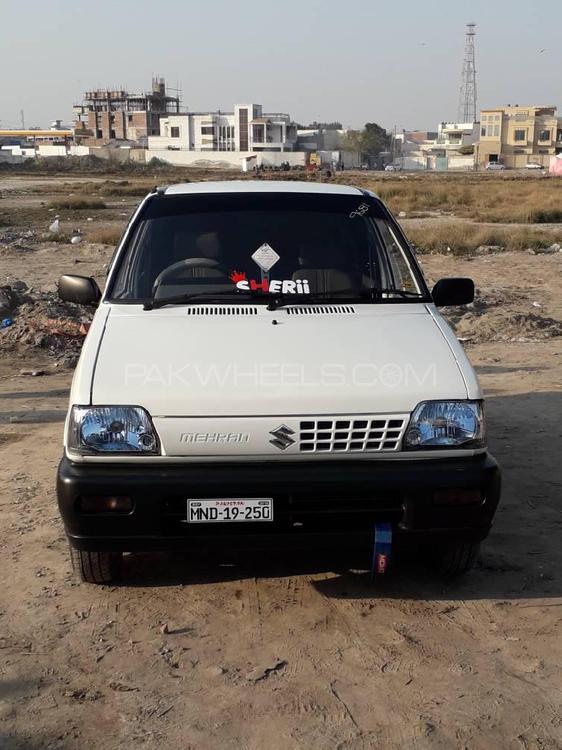 Suzuki Mehran - 2019 Suzuki Mehran Image-1