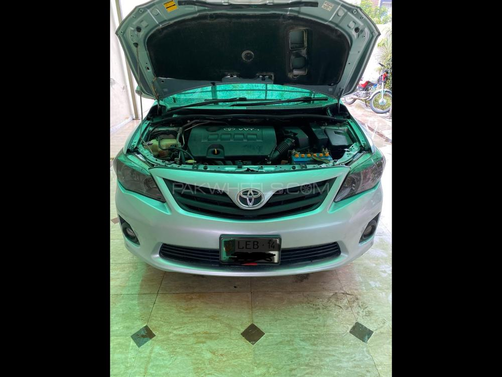 Toyota Corolla GLi Automatic 1.6 VVTi 2014 Image-1