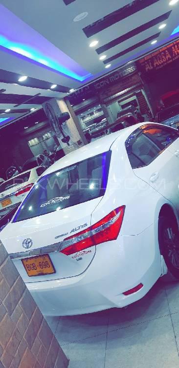 Toyota Corolla - 2016 Hamzii Image-1