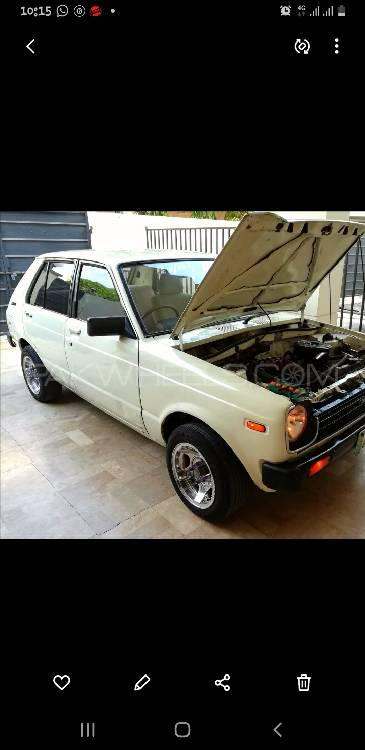 Toyota Starlet 1.0 1980 Image-1