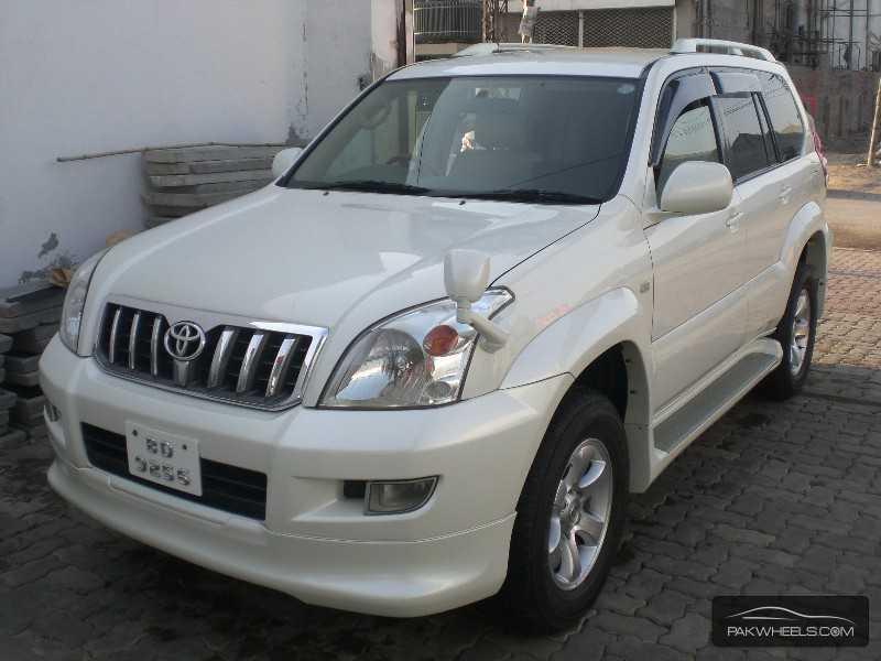 Toyota Prado TX Limited 2.7 2006 Image-2