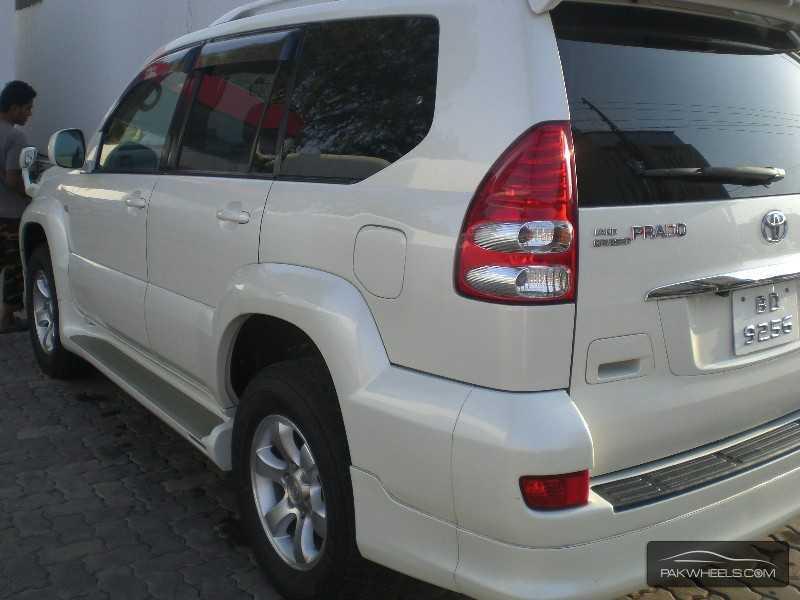 Toyota Prado TX Limited 2.7 2006 Image-5
