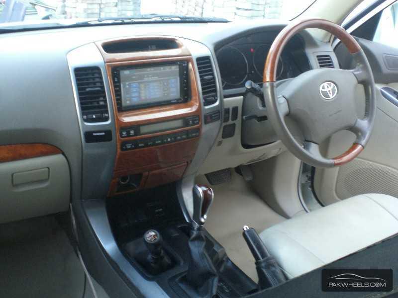 Toyota Prado TX Limited 2.7 2006 Image-7