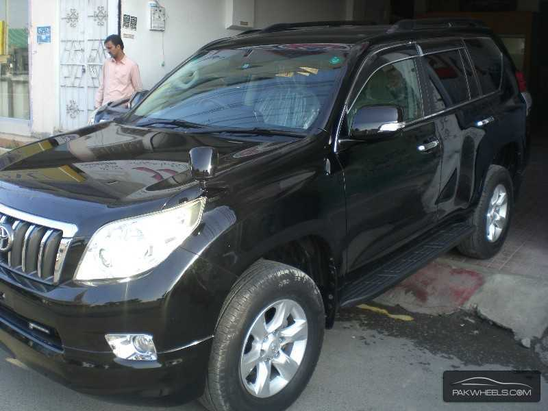 Toyota Prado TX Limited 2.7 2009 Image-4