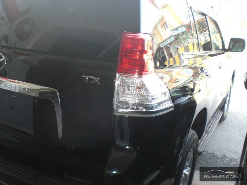 Toyota Prado TX Limited 2.7 2009 Image-7