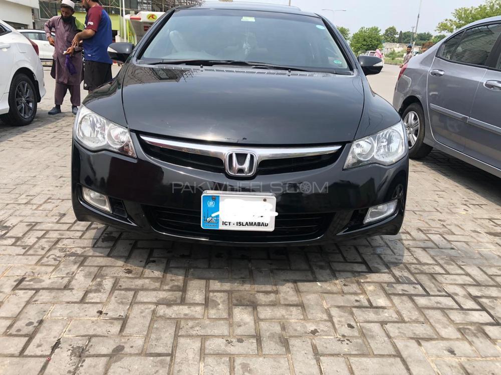 Honda Civic VTi Oriel 1.8 i-VTEC 2010 Image-1