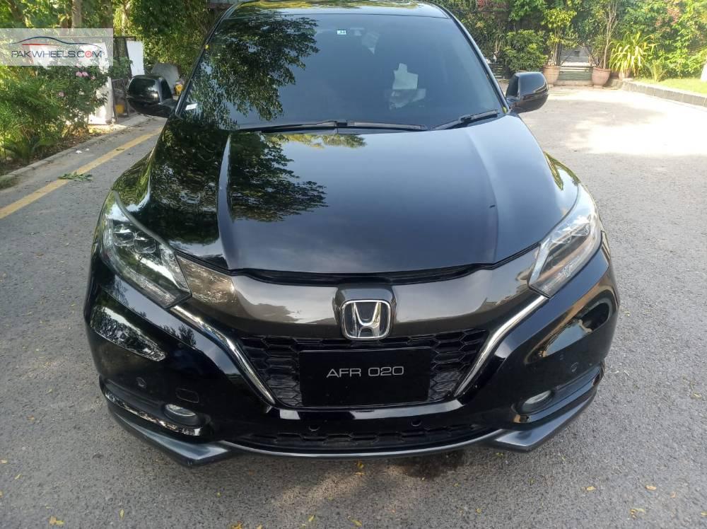 ہونڈا وِزل Hybrid X Style Edition 2015 Image-1