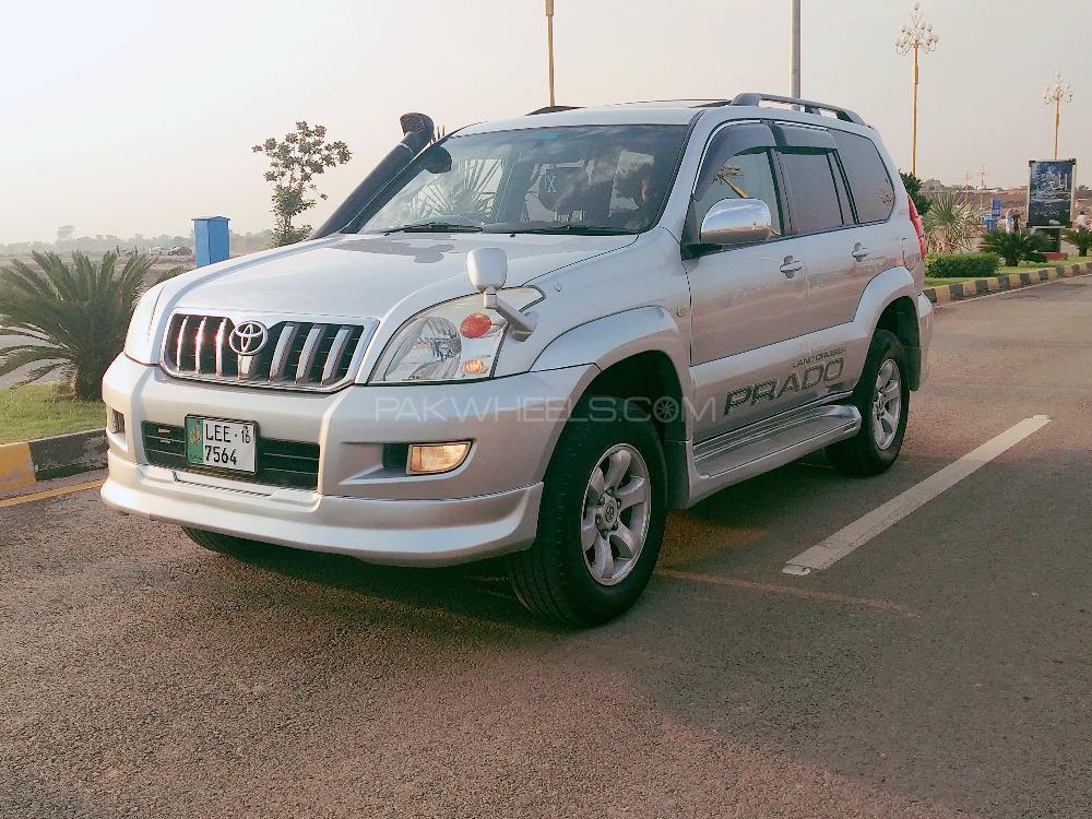 Toyota Prado TZ G 4.0 2006 Image-1