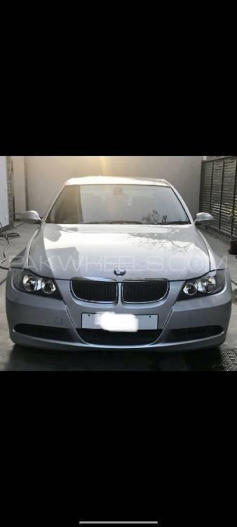 BMW 3 Series 318i 2005 Image-1