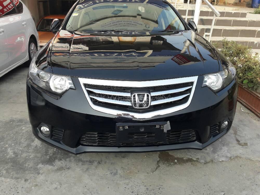 Honda Accord - 2018  Image-1