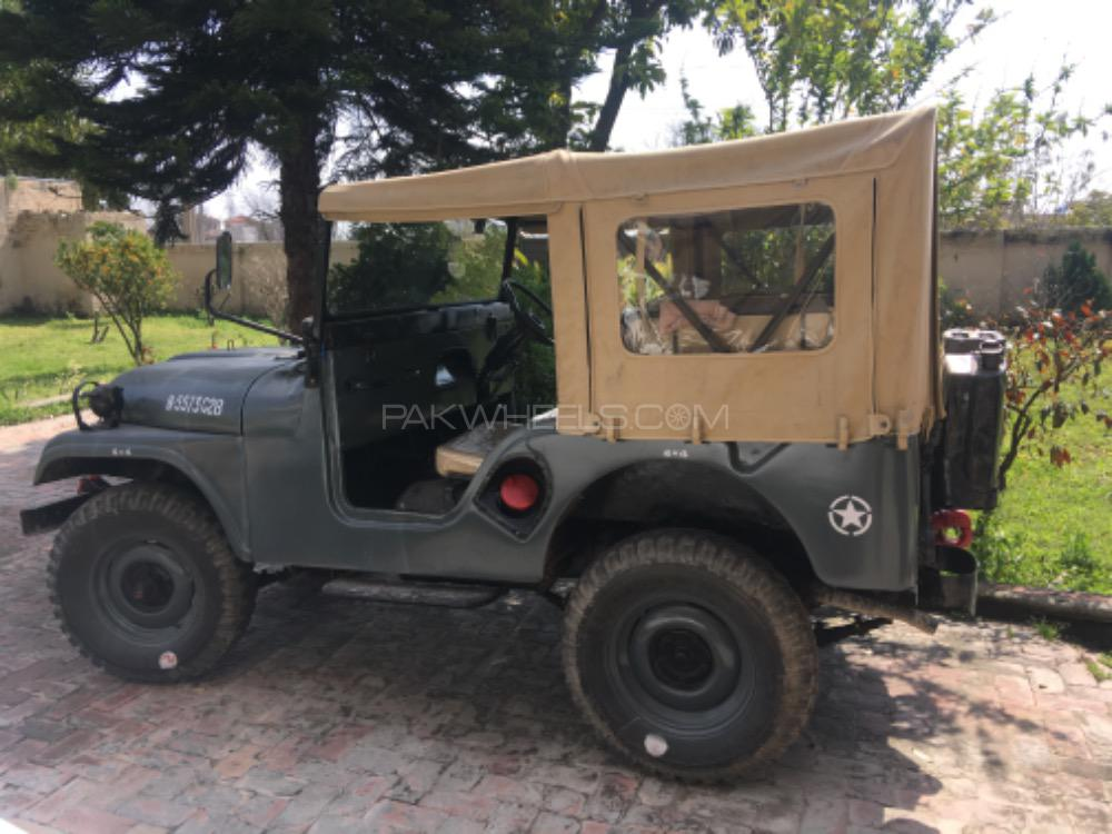 Willys M38 1965 Image-1