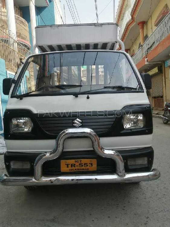 Suzuki Ravi 2013 Image-1