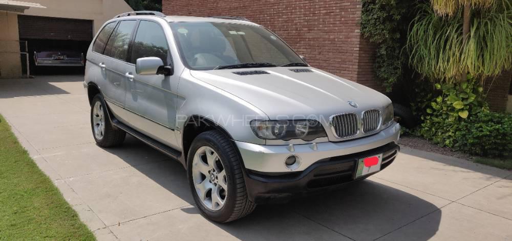 BMW X5 Series 3.0i 2002 Image-1