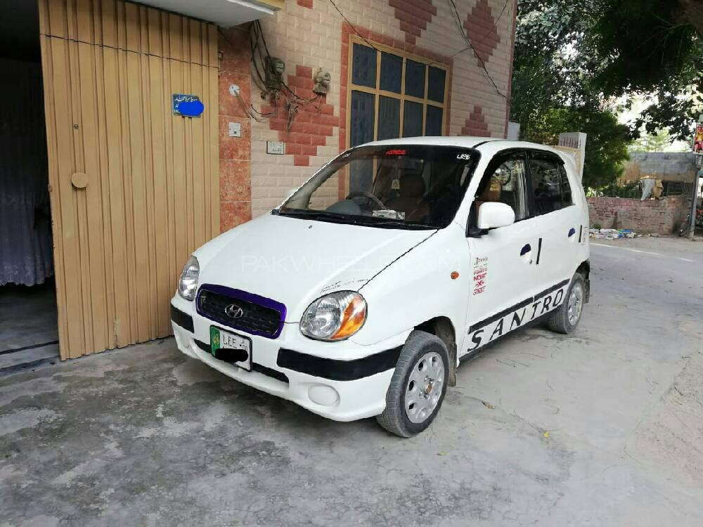 Hyundai Santro Exec 2008 Image-1
